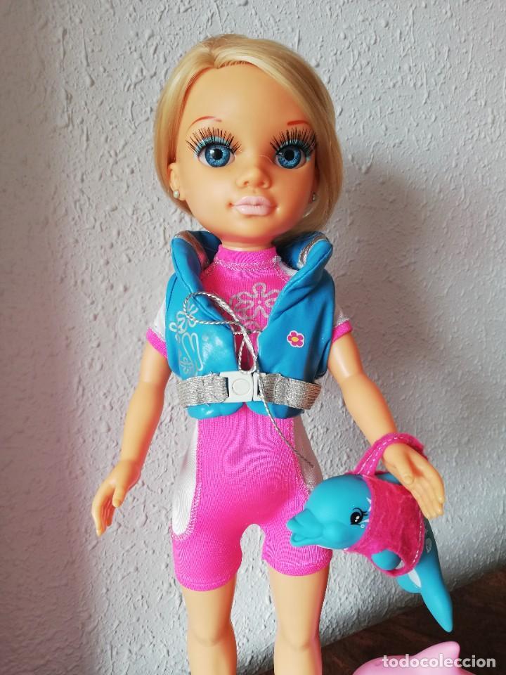 Muñecas Nancy y Lucas: Nancy new, cuidadora de delfines - Foto 8 - 207434711