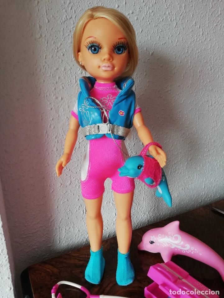 Muñecas Nancy y Lucas: Nancy new, cuidadora de delfines - Foto 9 - 207434711