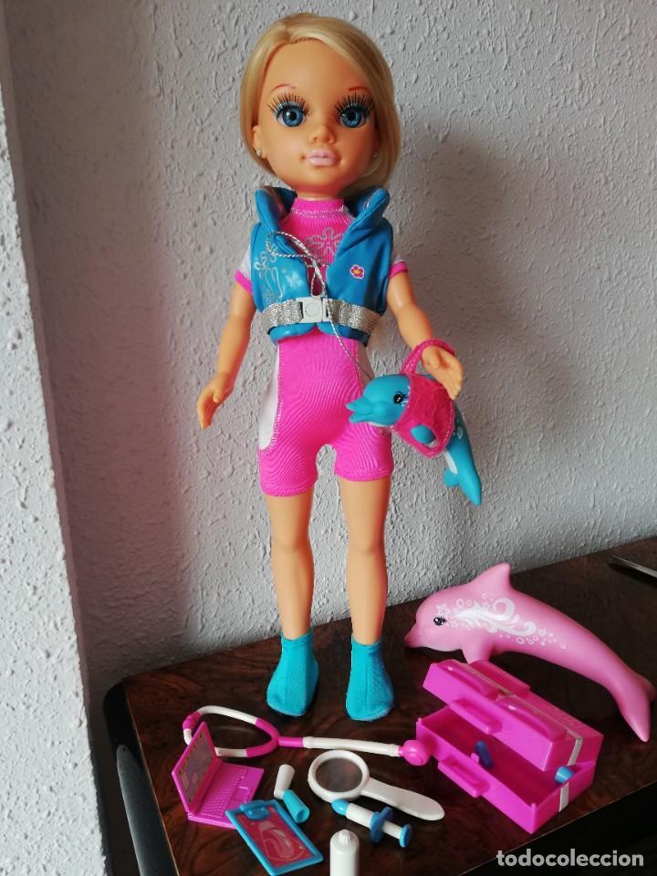 Muñecas Nancy y Lucas: Nancy new, cuidadora de delfines - Foto 10 - 207434711