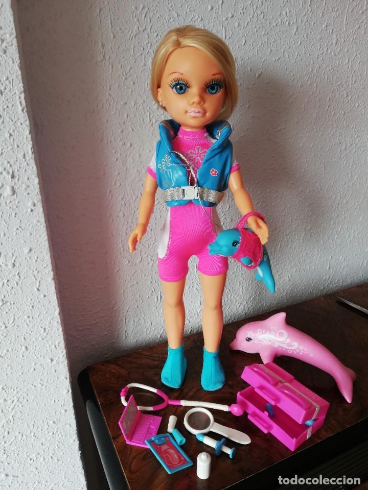 Muñecas Nancy y Lucas: Nancy new, cuidadora de delfines - Foto 11 - 207434711