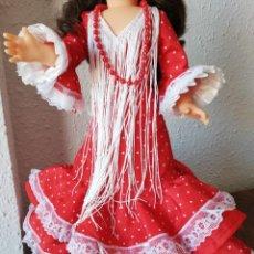 Muñecas Nancy y Lucas: VESTIDO DE FLAMENCA PARA NANCY + COMPLEMENTOS. Lote 208092583