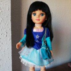Muñecas Nancy y Lucas: PRECIOSA NANCY NEW MORENA CON FLEQUILLO. Lote 208177585