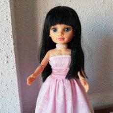 Muñecas Nancy y Lucas: PRECIOSA NANCY NEW CON FLEQUILLO MORENA. Lote 208178111