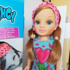 Muñecas Nancy y Lucas: NANCY NEW PAÑUELOS TRENDY. Lote 208596126