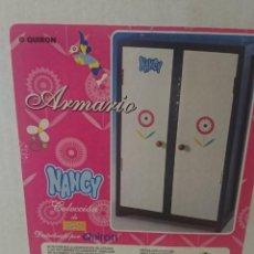 Muñecas Nancy y Lucas: ARMARIO NANCY. Lote 208899405