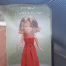 Muñecas Nancy y Lucas: NANCY CONJUNTO JUANJO OLIVA NUEVO A ESTRENAR. Lote 209883893