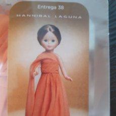 Muñecas Nancy y Lucas: NANCY CONJUNTO HANNIBAL LAGUNA NUEVO A ESTRENAR. Lote 209884270