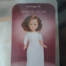 Muñecas Nancy y Lucas: NANCY CONJUNTO JUANJO OLIVA NUEVO A ESTRENAR. Lote 244404440