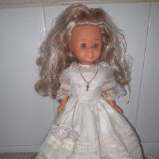 Muñecas Nancy y Lucas: NANCY QUIRON COMUNION. Lote 209889120