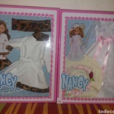Muñecas Nancy y Lucas: LOTE 2 NANCY DE FAMOSA CONJUNTO INVIERNO Y NOSTALGIA COLECCION REEDICION. Lote 210474357