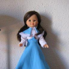 Muñecas Nancy y Lucas: ESPECTACULAR VESTIDO DAMA, MUY POCO CONOCIDO.. Lote 210657031