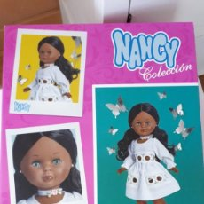 Muñecas Nancy y Lucas: NANCY ROMANTICA CAJA VACIA. Lote 211637783