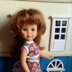 Muñecas Nancy y Lucas: NANCY MAÑANAS DE INVIERNO DE REEDICIÓN. Lote 211763688