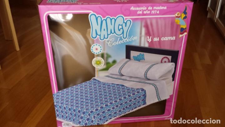Muñecas Nancy y Lucas: NANCY Y SU CAMA CAJA VACIA - Foto 2 - 211764690