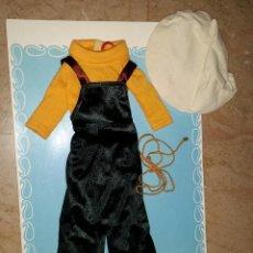 Muñecas Nancy y Lucas: RARO CONJUNTO MODELO DISCO ORIGINAL DE NANCY AÑOS 80. Lote 211986875