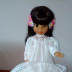 Muñecas Nancy y Lucas: NANCY ORIENTAL TODA DE ORIGEN FUNCIONANDO.. Lote 211990663
