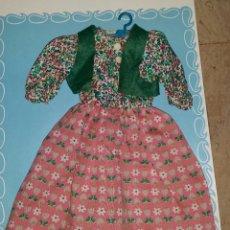 Muñecas Nancy y Lucas: VESTIDO MODELO BUDAPEST DE NANCY AÑOS 80. Lote 212032437