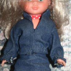 Muñecas Nancy y Lucas: CONJUNTO ORIGINAL MUÑECA NANCY VAQUERO. Lote 212074632