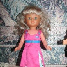 Muñecas Nancy y Lucas: MUÑECA NANCY CON FLEQUILLO. Lote 212078116