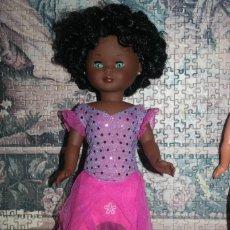 Muñecas Nancy y Lucas: MUÑECA NANCY NEGRITA NEGRA. Lote 212079988