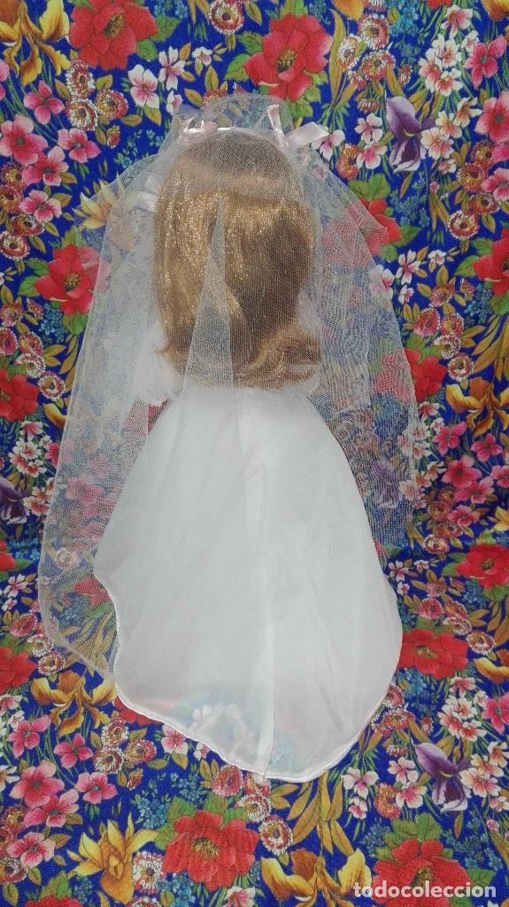 Muñecas Nancy y Lucas: DIFÍCIL VESTIDO DE NOVIA DE LA MUÑECA NANCY,FAMOSA - Foto 9 - 212570321