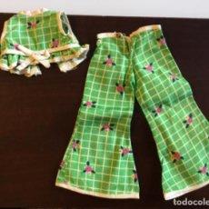 Muñecas Nancy y Lucas: CONJUNTO JARDÍN VERDE, PARA NANCY. ORIGINAL DE LOS 70. Lote 212816655