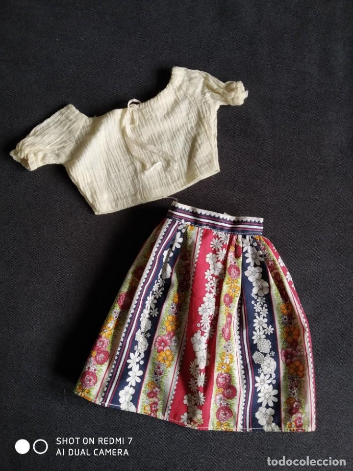 NANCY ~ CONJUNTO MAYO ~ FAMOSA (Juguetes - Muñeca Española Moderna - Nancy y Lucas, Vestidos y Accesorios)