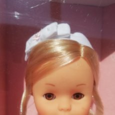 Muñecas Nancy y Lucas: NANCY DE COMUNIÓN SIN ABRIR. Lote 213384062