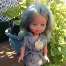 Muñecas Nancy y Lucas: NANCY SELENE ANTIGUA EN CAJA. ORIGINAL DE FAMOSA. FUNCIONANDO.. Lote 213693447