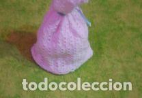 GORRO DE LANA ROSA PARA NANCY O MARIQUITA PEREZ (Juguetes - Muñeca Española Moderna - Nancy y Lucas, Vestidos y Accesorios)