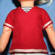 Muñecas Nancy y Lucas: BLUSA MARINERA MUÑECA NANCY ORIGINAL AÑOS 70. Lote 214420806