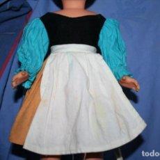 Muñecas Nancy y Lucas: VESTIDO ORIGINAL MUÑECA NANCY CENICIENTA. Lote 214421021