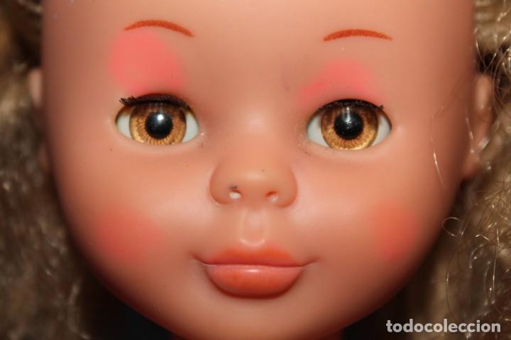 Muñecas Nancy y Lucas: muñeca nancy ojos margarita pelo cerveza - Foto 2 - 214459897