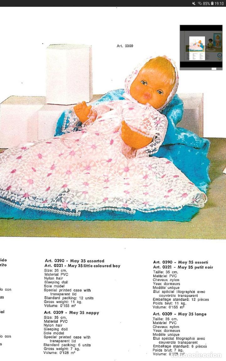 Muñecas Nancy y Lucas: DIFICIL VESTIDO DE MAY DE FAMOSA VALIDO PARA NANCY - Foto 2 - 214509986