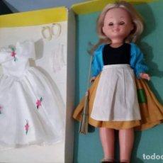 Muñecas Nancy y Lucas: PRECIOSA NANCY CENICIENTA EN CAJA AÑOS 70+ REGALO. Lote 215430563