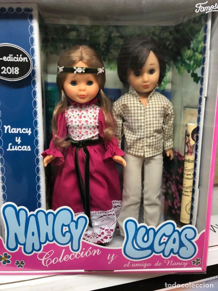 Muñecas Nancy y Lucas: NANCY Y LUCAS DEL 2018 REEDICION - Foto 5 - 215478211