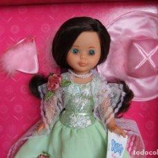 Muñecas Nancy y Lucas: MUÑECA NANCY CELEBRACIÓN . CAJA ROSA. DESCATALOGADA. FAMOSA QUIRON. Lote 215615241