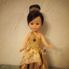 Muñecas Nancy y Lucas: PRECIOSA NANCY GOLD 50 ANIVERSARIO,REPLICA MUY CONSEGUIDA,EN PERFECTO ESTADO. Lote 238517060