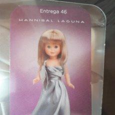 Muñecas Nancy y Lucas: NANCY CONJUNTO HANNIBAL LAGUNA NUEVO A ESTRENAR. Lote 215711737