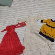 Muñecas Nancy y Lucas: NANCY VESTIDO CASEROS. Lote 215717325