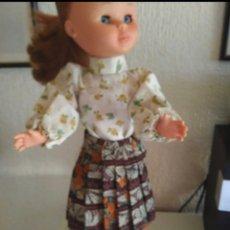Muñecas Nancy y Lucas: BLUSA Y FALSA NANCY. Lote 216550083