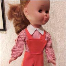 Muñecas Nancy y Lucas: CONJUNTO NANCY DE PETO Y BLUSA. Lote 216550638