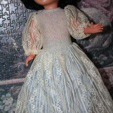 Muñecas Nancy y Lucas: VESTIDO ORIGINAL MUÑECA NANCY SEVRES. Lote 217677993