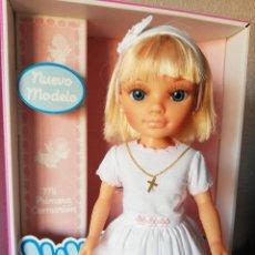 Muñecas Nancy y Lucas: NANCY NEW DE COMUNIÓN. Lote 214482708