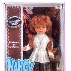Muñecas Nancy y Lucas: NANCY MANAÑA DE INVIERNO. Lote 218715487
