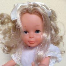 Muñecas Nancy y Lucas: PRECIOSA NANCY PELO RIZADO DE ORIGEN. Lote 218732020