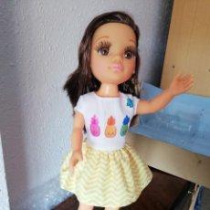 Muñecas Nancy y Lucas: PRECIOSA NANCY NEW MORENA. Lote 218939215