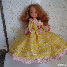 Muñecas Nancy y Lucas: MUÑECA NANCY DE FAMOSA CUELLO SOLO FAMOSA. Lote 218951062