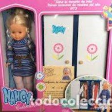 Muñecas Nancy y Lucas: MUÑECA NANCY COLECCIÓN ARMARIO EN SU CAJA SIN ABRIR (REEDICIÓN ). Lote 219234937