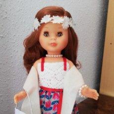 Muñecas Nancy y Lucas: PRECIOSA NANCY PELIRROJA DE REEDICION. Lote 219325515